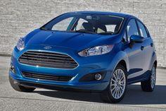 2014 Ford Fiesta Titanium 4dr Hatchback Exterior