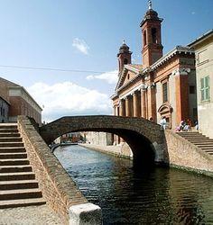 Ponte degli Sbirri, Comacchio