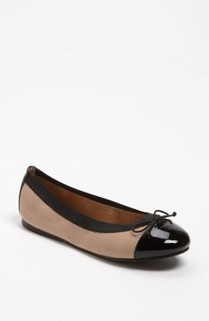 BP. 'Mindy' Ballet Flat available at #Nordstrom. So Audrey! Love them! My own little personal gift to myself for working so hard this year.