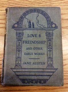 Love and Friendship by Jane Austen