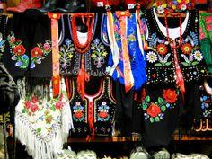 Stroje Krakowskie | Krakow's traditional costumes / tradycyjne krakowskie stroje