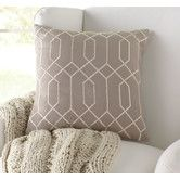 Found it at Wayfair - Janice Linen Pillow Cover