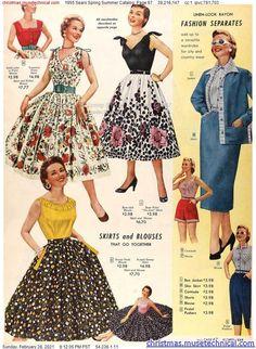 Vintage Fashion 1950s, Fifties Fashion, Mod Fashion, Timeless Fashion, Vintage Ladies, Classic Fashion, Vintage Style, 1950s Style, Retro Vintage