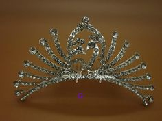 9.99$  Buy here - http://vivbk.justgood.pw/vig/item.php?t=ikrnhdy3391 - Small Comb Style Tiaras - G