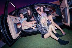 Moonbyul, solar, hwasa y wheein Kpop Girl Groups, Korean Girl Groups, Kpop Girls, Nct 127, Shinee, Got7, Wheein Mamamoo, Soyeon, Popular Music