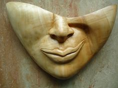 Wicked sculpture hand carved out of lovely by OsborneArtwork, $90.00