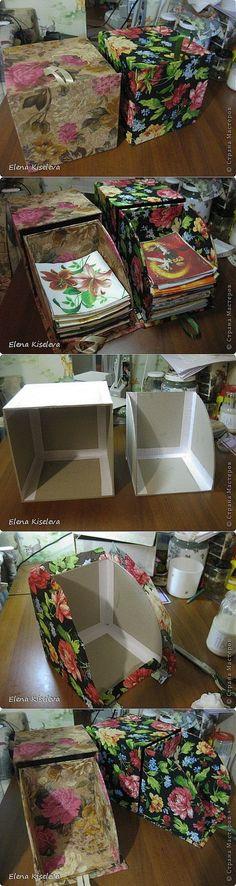 Коробочка для хранения салфеток