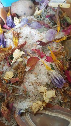 Organic Wild Fire Bath Salts