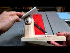 (12) Bench Grinder Tool Sharpening Jig - YouTube