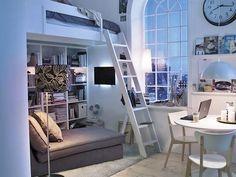 [Decotips] Camas en altura: soluciones para espacios reducidos | Decoración