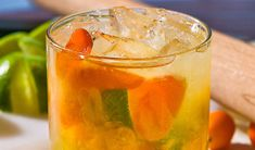 Really, You Need a Honey-Kumquat Caipirinha