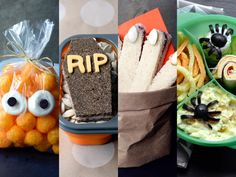 These fun lunches will have your kids screaming with delight.