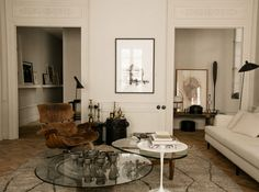A French apartment delux | Daniella Witte