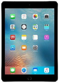 nice Apple iPad Pro 128GB 3G 4G Grey - tablets (Full-size tablet, iOS, Slate, iOS, Grey, Lithium Polymer (LiPo))