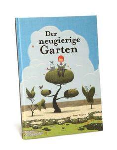 Eine Stadt ohne Grün ist ein trostloser Ort. Der kleine Liam entdeckt bei einem seiner Spaziergänge ein paar Pflanzen, denen es gar nicht gut geht. Er kümmert sich liebevoll um sie und siehe da – sein kleiner Garten wächst und gedeiht. Er verteilt Blumen, den Leuten scheint es zu gefallen, so dass immer mehr Gärtner die Stadt bepflanzen. Dieses Bilderbuch ist nicht nur schön anzusehen, es regt Kinder an, ihre Welt ein wenig grüner zu machen. Peter Brown, Der neugierige Garten. Bohem Press…