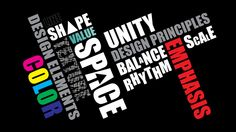 Design Elements & Design Principles Wallpaper