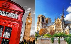A mayoral row has erupted over whether London or Paris is more appealing to   tourists. Telegraph Travel assesses each city's relative merits...