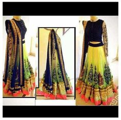 Lengha-multicolored