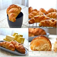 September Daring Bakers' Challenge: Croissants | The Novice Housewife