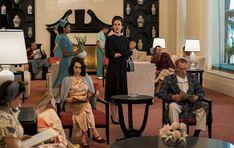 """Am 18. September startete mit """"Ratched"""" auf Netflix eine neue Serie à la """"American Horror Story"""". Darin wird die Vorgeschichte zum Roman und Film """"Einer flog über das Kuckucksnest"""" erzählt. Genauer gesagt,"""