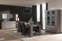 Macy dining room, modern & clean