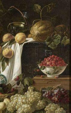 Banquet Still Life, Adriaen van Utrecht, 1644 - still life-Collected Works of Miyuki Imasato - All Rijksstudio's - Rijksstudio - Rijksmuseum