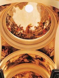Frescos de Goya (Ermita de San Antonio de la Florida)