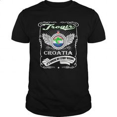 Trogir-Croatia - #transesophageal echocardiogram #vintage t shirt. I WANT THIS => https://www.sunfrog.com/LifeStyle/Trogir-Croatia-Black-Guys.html?60505