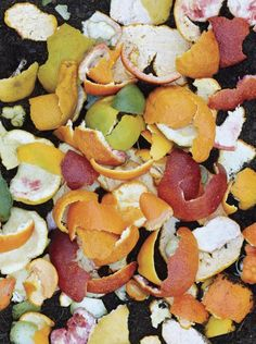 Dyeing with Citrus Peel | CUESA