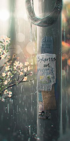 DeviantArt is the world's largest online social community for artists and art enthusiasts, allowing people to connect through the creation and sharing of art. Pretty Art, Cute Art, Animes Wallpapers, Cute Wallpapers, Aesthetic Art, Aesthetic Anime, Whats Wallpaper, Anime Places, Japon Illustration