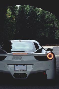 Ferrari 458 Italia | Keep The Glamour ♡ ✤ LadyLuxury ✤