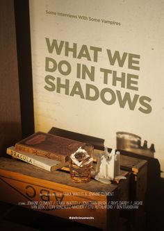 What We Do in the Shadows - Rhiannon Josland