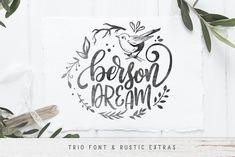 Berson Dream Font TR