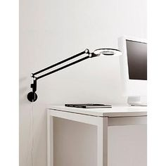 peter stathis, link LED wall-mount lamp