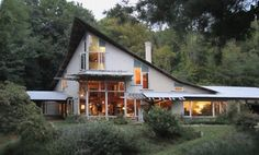 In North Carolina, A Passive Solar Home Gets Active