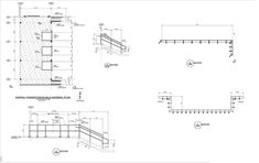 Browse through steel detailing drawings, framing plans, and reports for previous projects. Shop drawings can be customized to meet the needs of the steel fabricator. Steel Drawing, Steel Detail, Plan Drawing, Detailed Drawings, Steel Structure, House Plans, How To Plan, Metal, Shopping