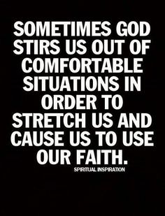#Faith #god #quotes. So true; and sometimes it really hurts during the journey! But in the end there's a sweet peace that comes only from God!