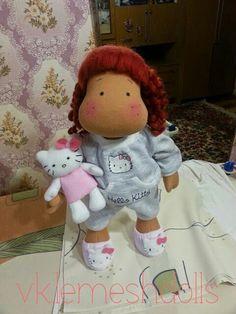 кукла, тильда, мастер класс, выкройка