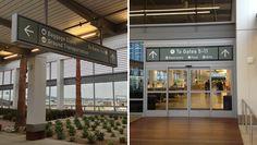 Long Beach International Airport Signage | Hunt Design