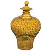 Found it at AllModern - Large Lidded Decorative Urn