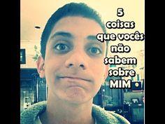 Tag: 5 coisas que vocês não sabem sobre mim -Por Guu Silva