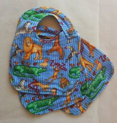 Hey, I found this really awesome Etsy listing at https://www.etsy.com/listing/189826757/bibs-boy-pattern-animalsblue-snaps