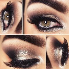 Make-up is never enough! As well as ast … - Anything About Eye Makeup White Eyeliner Makeup, Makeup Tutorial Eyeliner, Hair Makeup, Smoky Eyeliner, White Makeup, Makeup Tutorials, Makeup Goals, Makeup Inspo, Makeup Inspiration