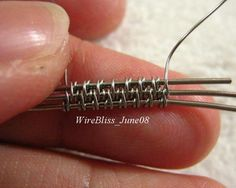 DIY Bijoux  Wire Wrap Jewelry and Tutorials by WireBliss: Simple techniques and designs sty