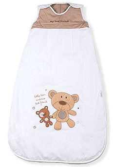 Mr. Sandman - Baby Sleeping Bag -Bear, Best friends - Lightweight (Aprrox 0.5 tog) size 0 - 6 months - $29.98