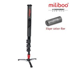 98.00$  Watch here - http://alirxm.worldwells.pw/go.php?t=32320374525 - miliboo MTT705B Portable Carbon Fiber Monopod for Professional DSLR/ Camera/ VideoCamcorder Tripod Stand Half price of manfrotto