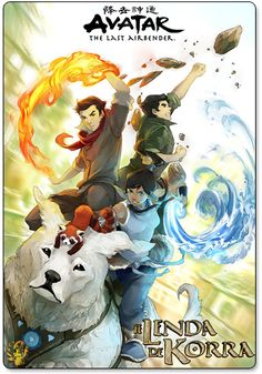 Avatar korra legendado de lenda livro a download 2