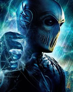 New Flash poster featuring Zoom! #Zoom #Flash #DcComics by dcnerds