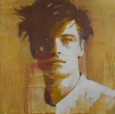 "Saatchi Art Artist Mark Horst; Painting, ""in their eyes no. 10"" #art"