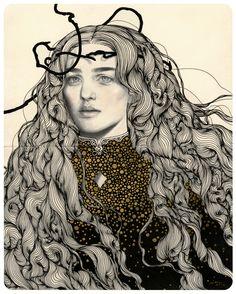 "THE DOOR-MAKER'S DAUGHTER IV  ""Moleskine Project IV"" exhibition, 2016"